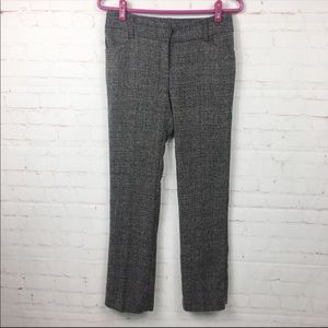 New York & Co | Straight Leg Tweed Work Pants | 0P